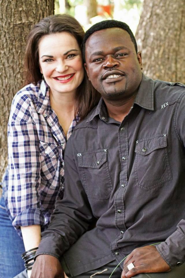 Alphonze and Alicia pastors