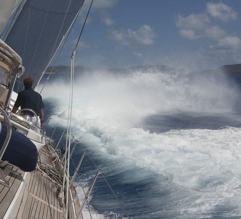man sailing rough seas key battles covenant fellowship church okc blog